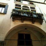 Palazzo Cattaneo-Strozzi nel ghetto di Padova
