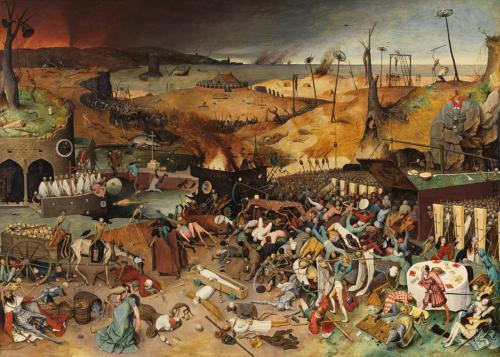 The Triumph of Death, Pieter Bruegel il vecchio