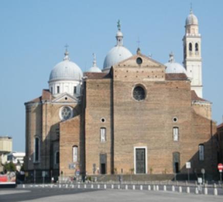 La basilica di Santa Giustina