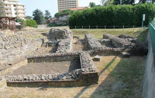 2 Area archeologica Montegrotto Terme