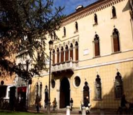 Palazzo dove si credeva avesse abitato Dante