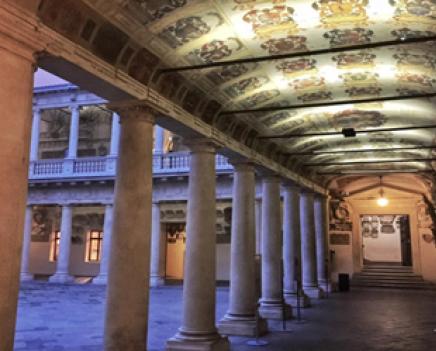 Università di Padova, il Bo