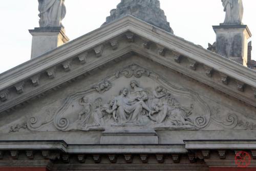 AF 14 Bassorilievo raffigurante la Pietà (F. Bonazza)