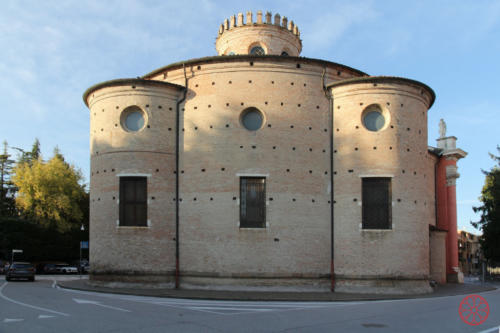 AF 18 Chiesa del Torresino, veduta absidale