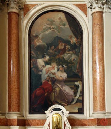 AF 24 Natività di Maria (G.L. Vernansal, 1722)