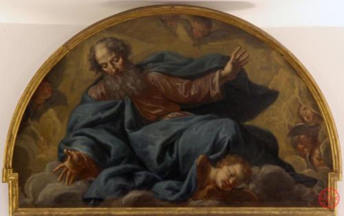 AF 29 L'Eterno Padre benedicente