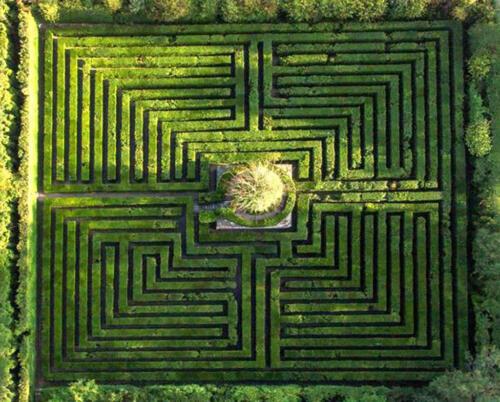 43 - Il Labirinto