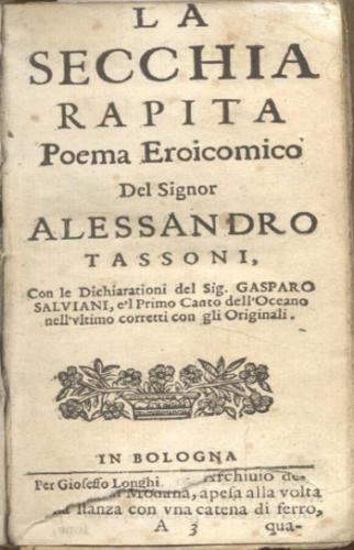 Antica edizione