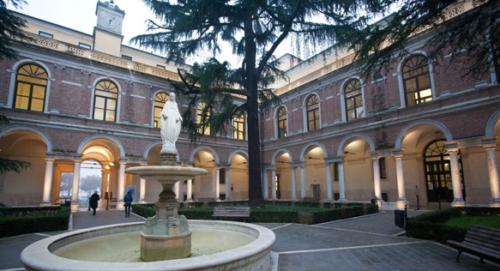 Padova, ospedale Giustinianeo