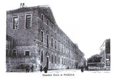 padova, l'ospedale vecchio