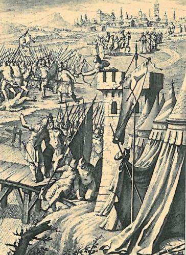 La battaglia di Zappolino o della secchia rapita