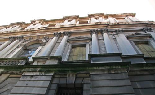 Palazzo Papafava dei Carraresi, proprietà della famiglia Papafava dal 1805