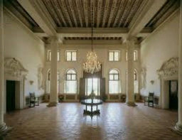 Villa Cornaro interni