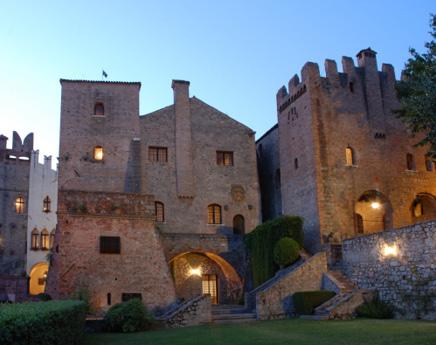 Castello Cini o Ca' Marcello (XIII secolo)