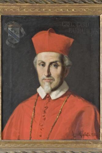 01 - (R. Maluta) Ritratto di Gregorio Barbarigo