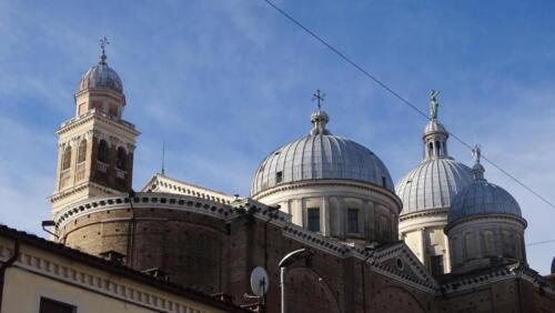 02 - Basilica di Santa Giustina, le cupole