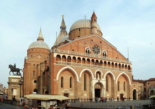 02 - Padova, Basilica di Sant'Antonio