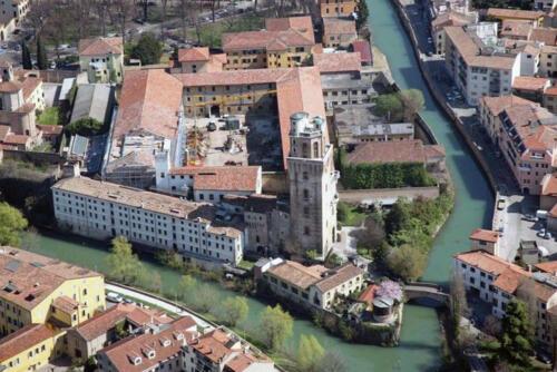 02 - Padova, Castello dei Carraresi