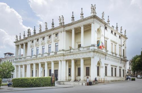02 - Palazzo Chiericati, 1550 (Vi)