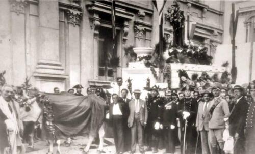 03 - Messina, Processione di Sant'Antonio, anni '30