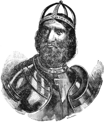 03 - Ritratto ottocentesco di Federico I Barbarossa