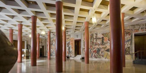 03 - Università di Padova, Sala delle colonne detta La Basilica