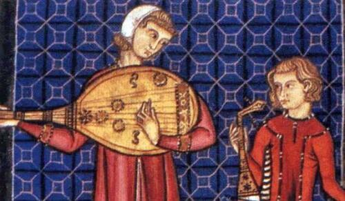 04 - Jacopo da Lentini, inventore del sonetto e primo poeta italiano