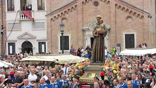 04 - Padova, Processione di Sant'Antonio, 2011
