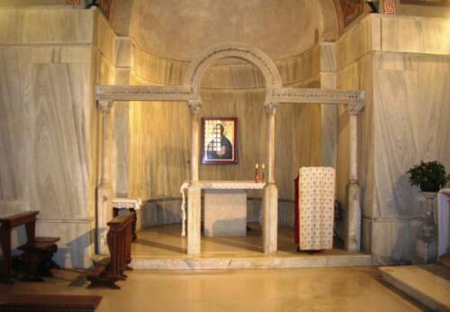 05 - Oratorio o sacello di San Prosdocimo