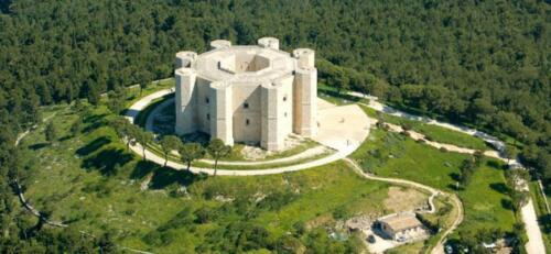 06 - Castel del Monte, costruito da Federico II