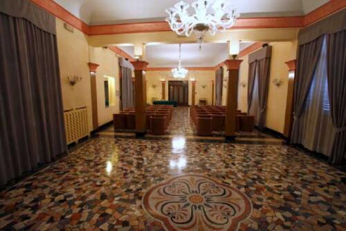 06 - Palazzo Zacco, il piano nobile