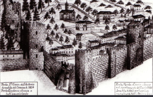 06 - Porta Camin