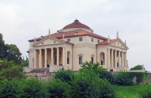 07 - Villa Almerico Capra detta La Rotonda (Vicenza)