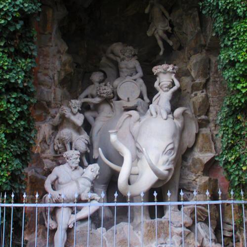 08 - La fontana dell'Elefante