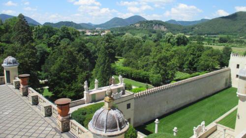 10 - Veduta dal Castello