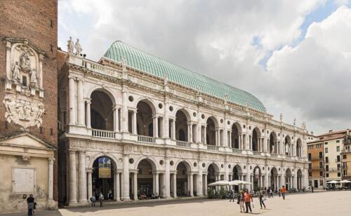 13 - Basilica Palladiana, 1549-1614 (Vi)