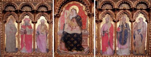 16 - Polittico di Battista da Vicenza, parte centrale