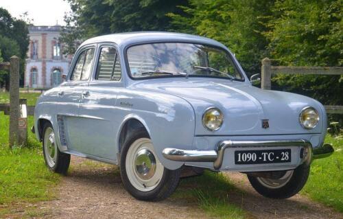 18 - Renault Dauphine (1956 - 1967)