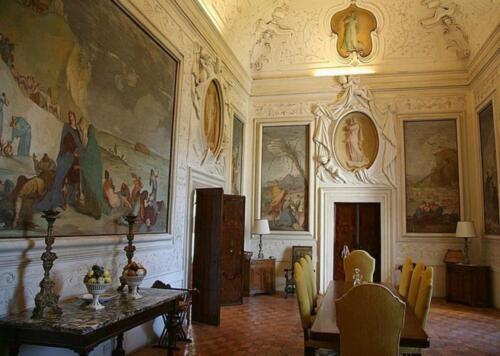 19 - Villa Cornaro, Interno