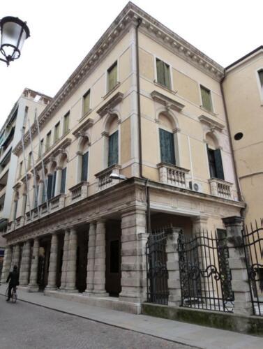 Fronte Palazzo Bembo