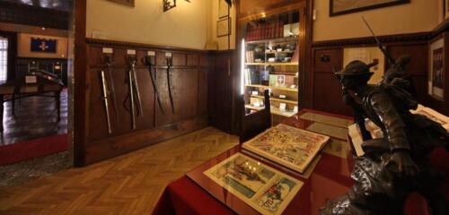 Museo Terza Armata, una sala