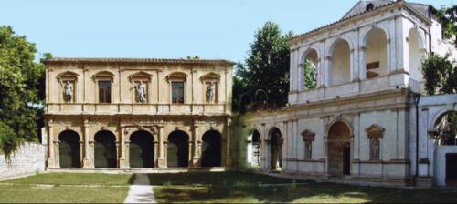 04 - Padova, Loggia e Odeo Cornaro